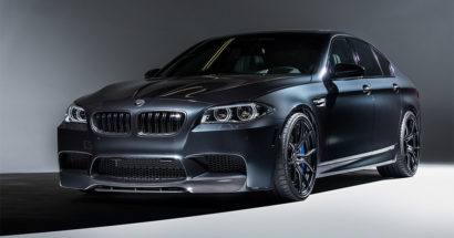 All You Need to Know About BMW M5 2015