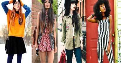 Look like a Fashionable Teenager Girl